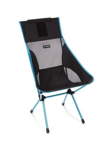 Helinox Sunset Chair Outdoor Kamp Sandalyesi Black Siyah